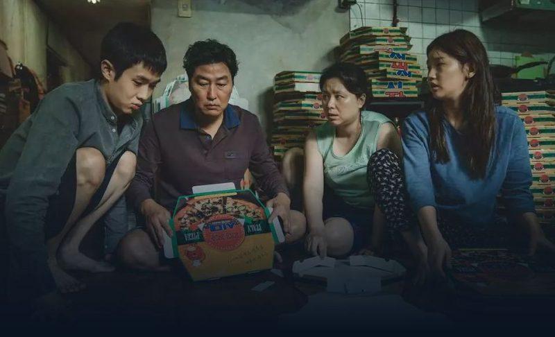 映画「パラサイト 半地下の家族」吹き替えフル動画