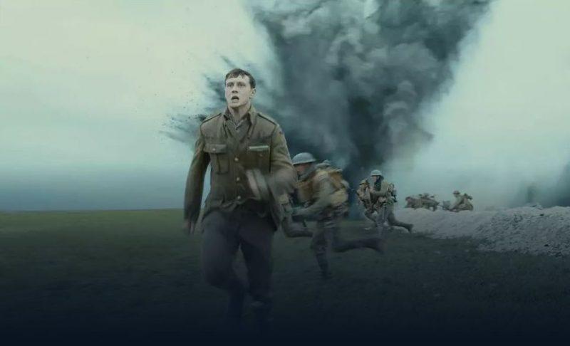 映画「1917 命をかけた伝令」吹き替えフル動画