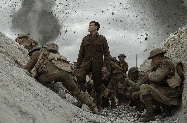 映画「1917 命をかけた伝令」