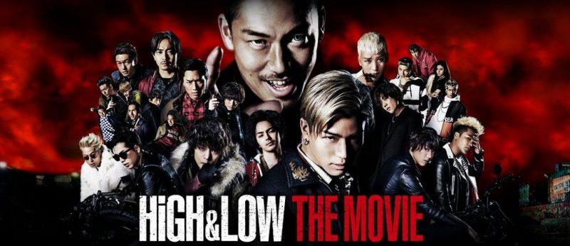 映画「HiGH&LOW THE MOVIE」フル動画